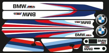 Vinilo BMW M4